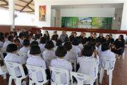 กิจกรรมปัจฉิมนิเทศนักเรียนระดับชั้น ม.3 ปีการศึกษา 2559