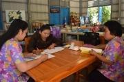 การนิเทศเพื่อยกระดับผลสัมฤทธิ์ทางการเรียน ปีการศึกษา 2560