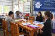 ดำเนินการนิเทศ กำกับ ติดตามโรงเรียนคุณธรรม สพฐ. ปีการศึกษา 2560